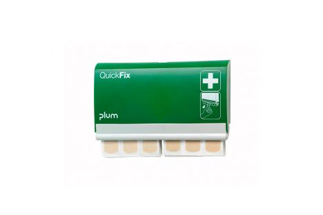 Dispenseris su 2 papildymais elastinių pleistrų QuickFix