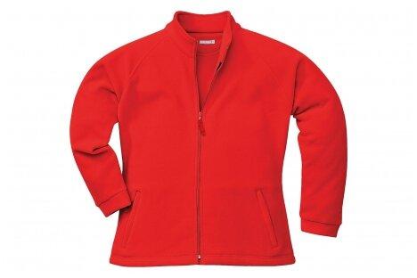 Džemperis ARAN, raudonas