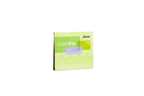 Pleistrai QuickFix, elastiniai (pakuotė 45 vnt.)