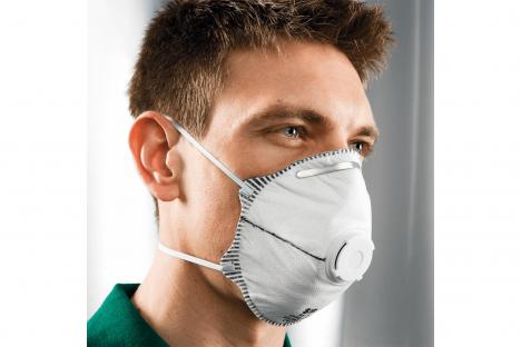 Respiratorius 45162D (20 vnt)